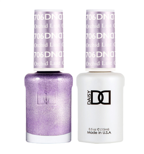 Daisy Gel Polish Orchid Lust #706