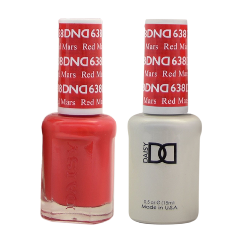 Daisy Gel Polish Red Mars #638