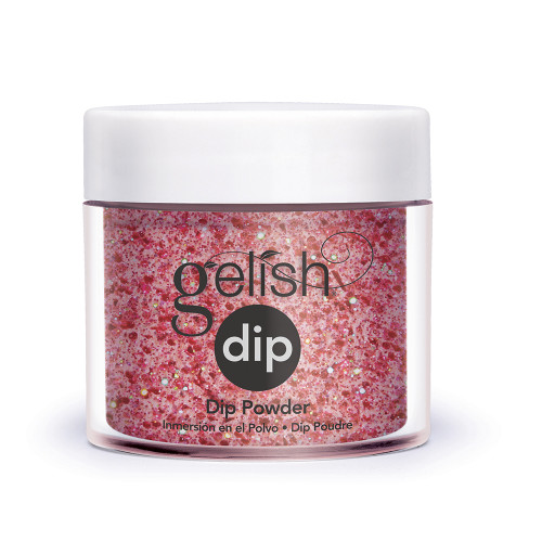 Gelish DIP POWDER Some Like It Red