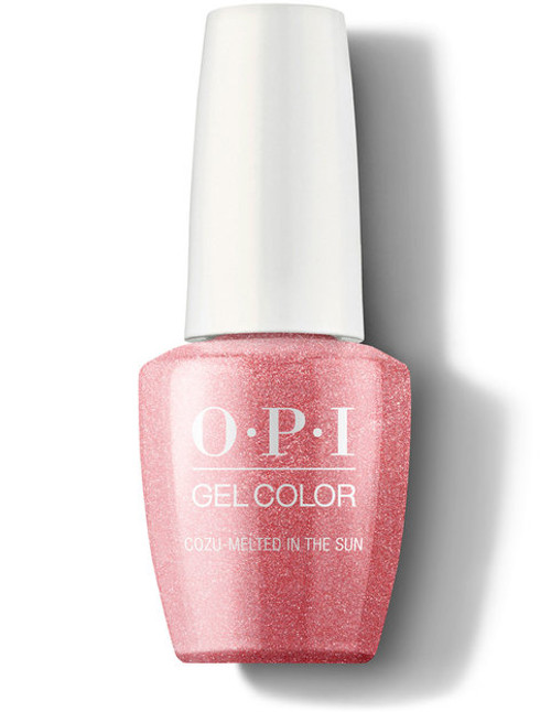 OPI GelColor Cozu-Melted in the Sun