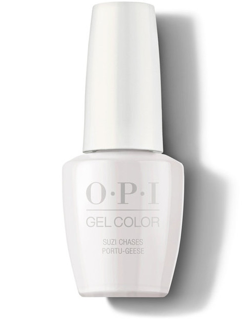 OPI GelColor Suzi Chases Portu-Geese