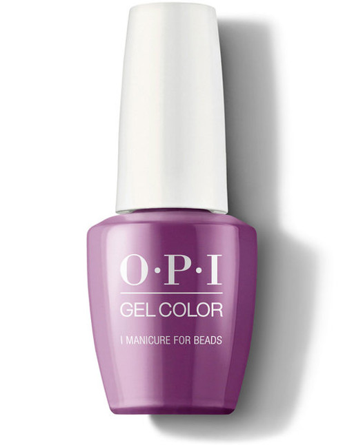 OPI GelColor Manicure For Beads