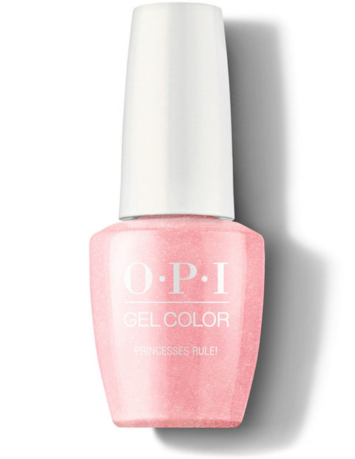 OPI GelColor Princesses Rule!