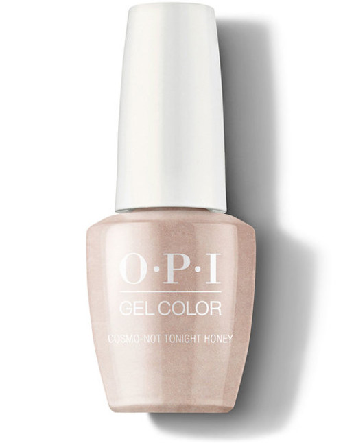 OPI GelColor Cosmo-Not Tonight Honey