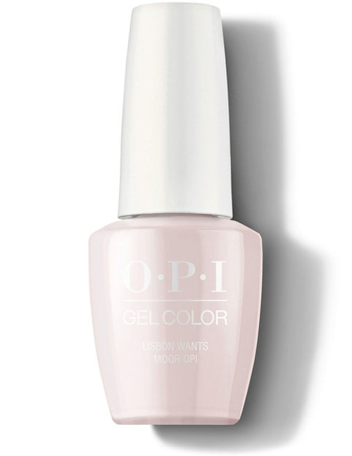OPI GelColor Libson Wants Moor OPI