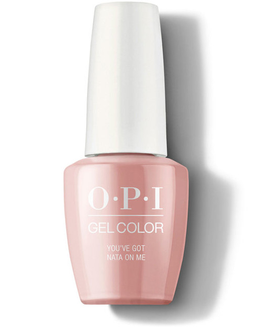 OPI GelColor You've Got Nata On Me