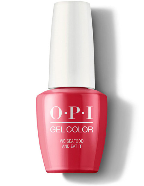 OPI GelColor We Seafood And Eat It
