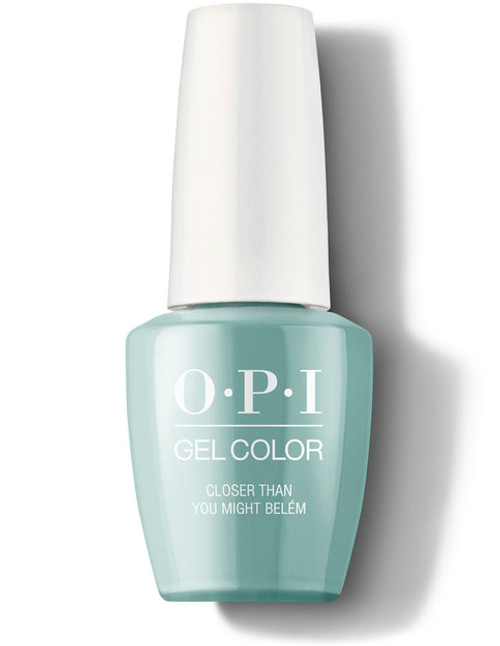 OPI GelColor Closer Than You Might Belem