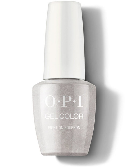 OPI GelColor Take A Right On Bourbon