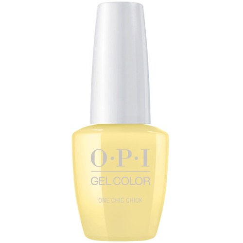 OPI GelColor One Chic Chick