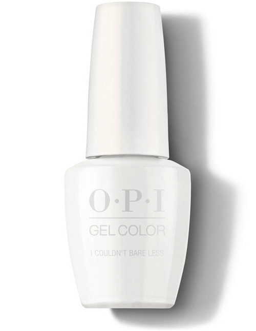 OPI GelColor I Couldn't Bare Less