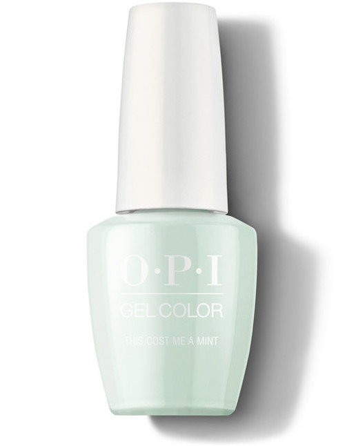 OPI GelColor This Cost Me A Mint