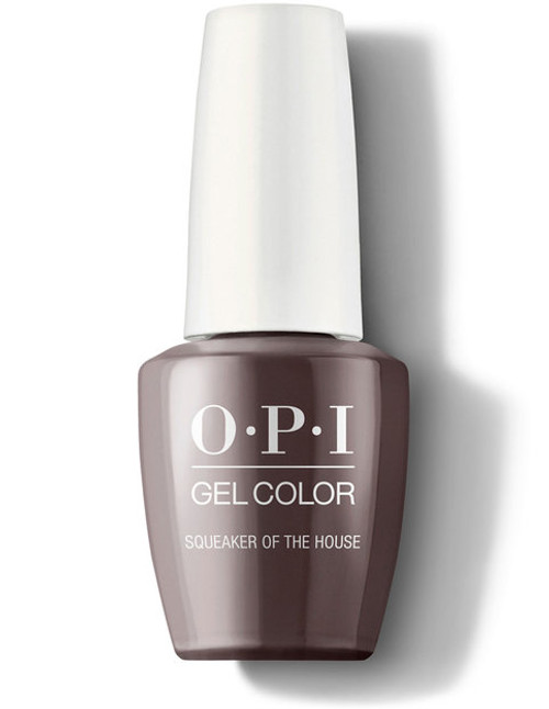 OPI GelColor Squeaker Of The House
