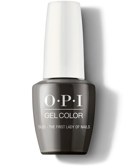 OPI GelColor Suzi- The First Lady Of Nails