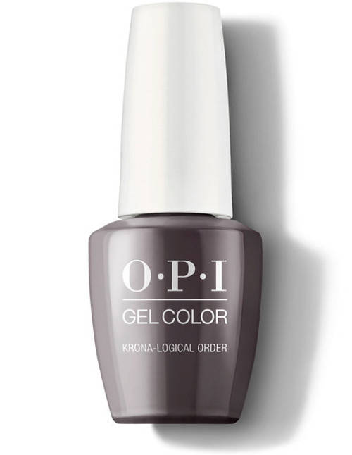 OPI GelColor Krona-Logical Order