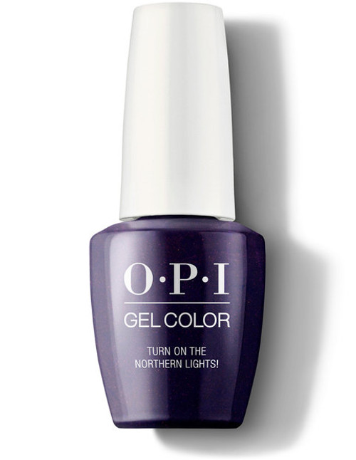 OPI GelColor Turn On The Northern Lights