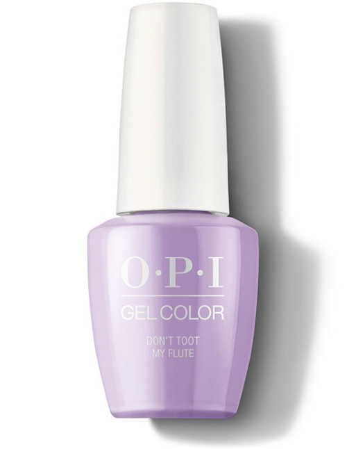 OPI GelColor Don't Toot My Flute