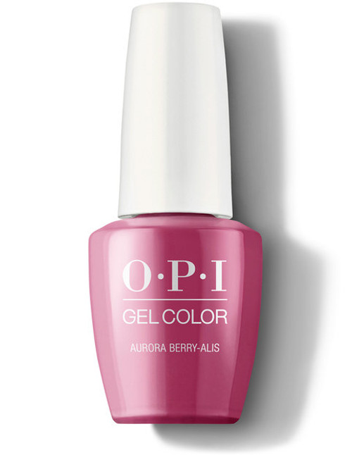 OPI GelColor Aurora Berry-alis