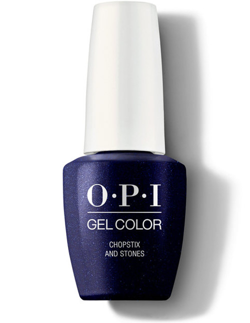 OPI GelColor Chopstix and Stones