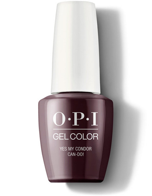 OPI GelColor Yes My Condor Can-do
