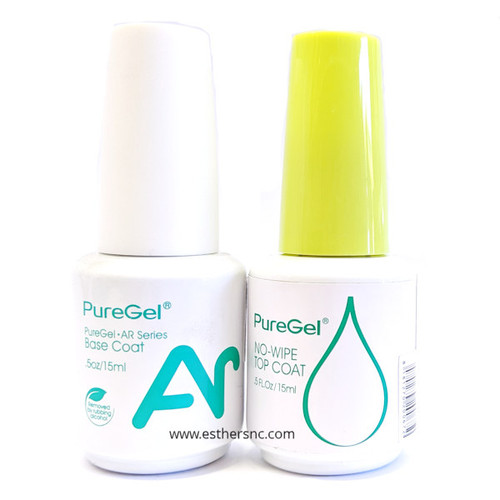 O'Nine PureGel Base & Top Coat Set