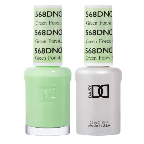 Daisy Gel Polish Green Forest, AK 568