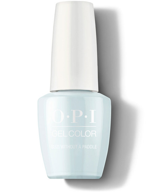 OPI GelColor Suzi Without A Paddle