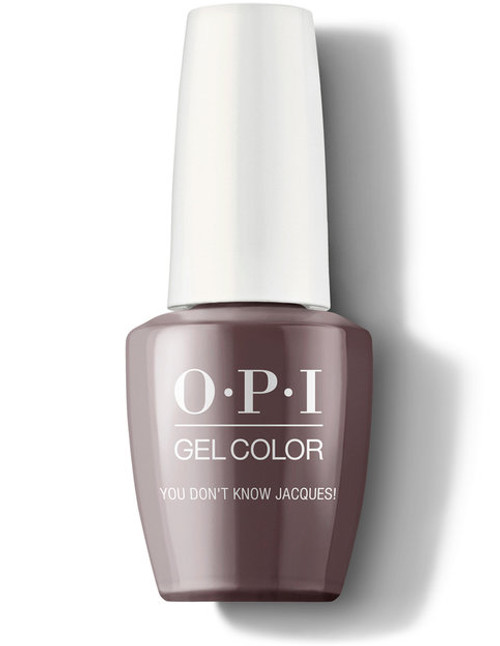OPI GelColor You Don't Know Jacques!