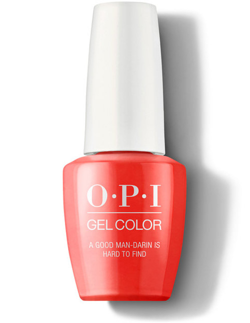 OPI GelColor A Good Man-darin Is Hard To Find