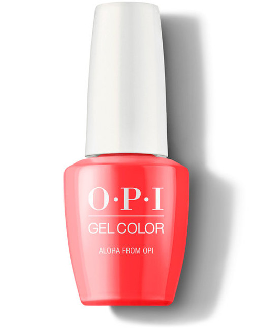 OPI GelColor Aloha From OPI