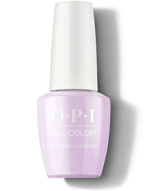 OPI GelColor Polly Want A Lacquer?