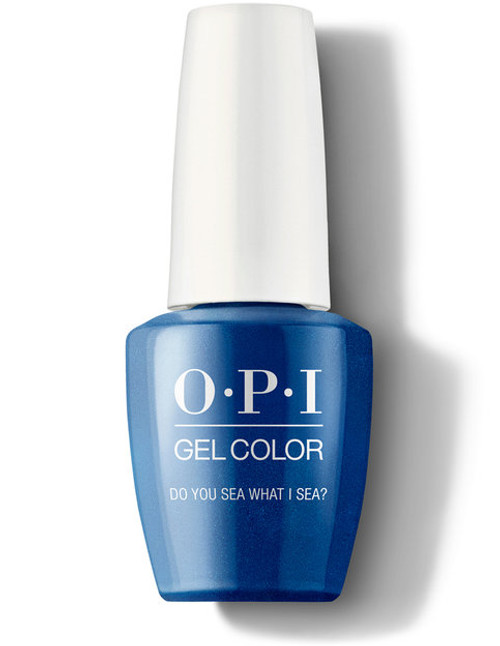 OPI GelColor Do You Sea What I Sea?