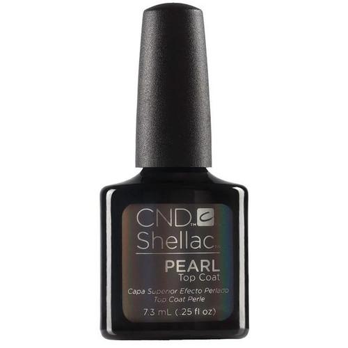 CND Shellac Pearl Top Coat .25oz