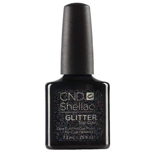 CND Shellac Glitter Top Coat .25oz