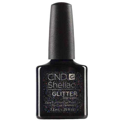 CND Shellac Glitter Top Coat .25oz