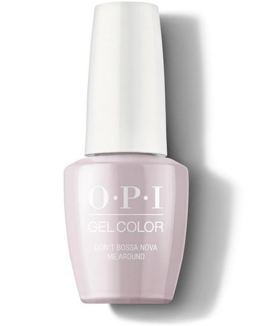 OPI GelColor Don't Bossa Nova Me Around