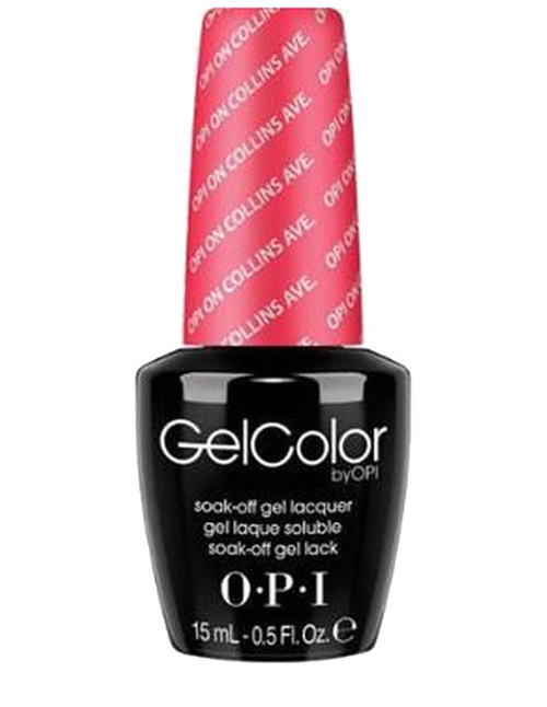 OPI GelColor OPI On Collins Ave