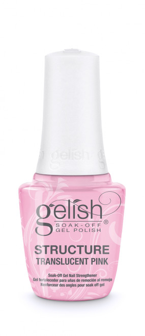 Gelish Structure Translucent Pink Gel