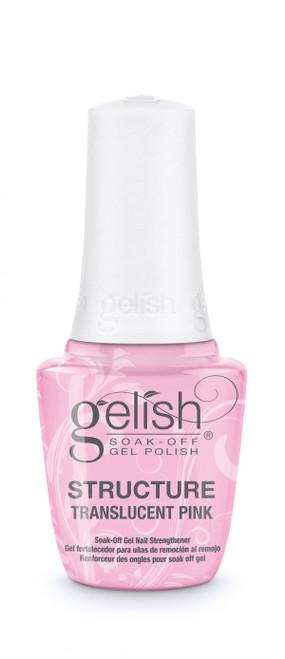 Gelish Structure Translucent Pink Gel