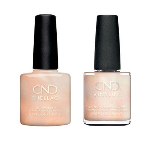 CND Shellac Vinylux Crystal Alchemy Lovely Quartz Set