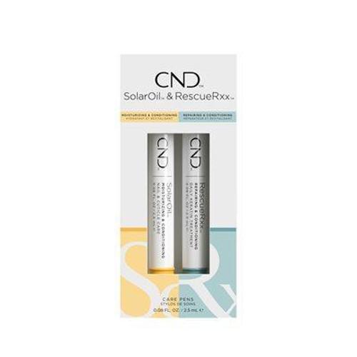 CND Essential Care Pens Duo Pack