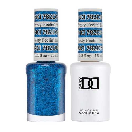 Daisy Gel Polish Feelin' Frosty #782