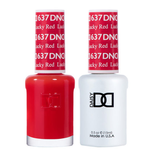 Daisy Gel Lucky Red #637