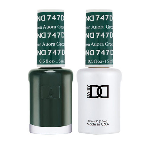 Daisy Gel Aurora Green #747