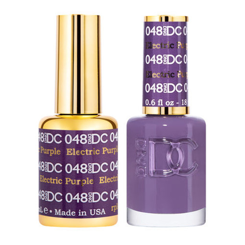 Daisy DC Gel Electric Purple #DC048