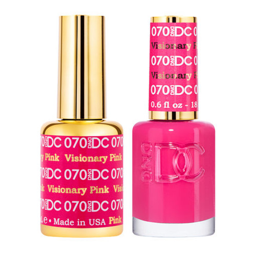 Daisy DC Gel Visionary Pink #DC070