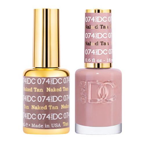 Daisy DC Gel Naked Tan #DC074