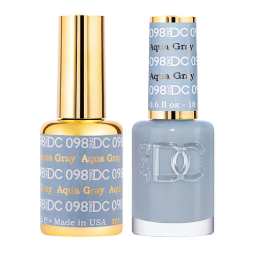 Daisy DC Gel Aqua Gray #DC098