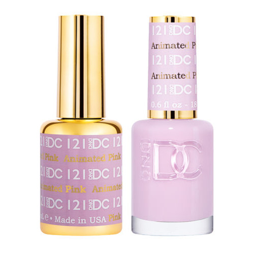 Daisy DC Gel Animated Pink #DC121