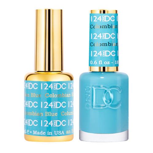 Daisy DC Gel Columbian Blue #DC124